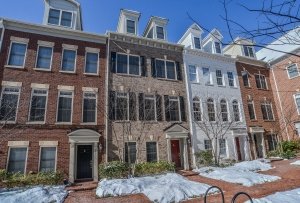 Gorgeous townhome walking distance to Ballston metro.