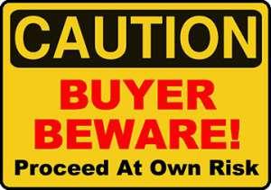 cautionbuyerbeware