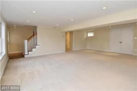 307 Virgina Ave. Large Lower level walk out rec room