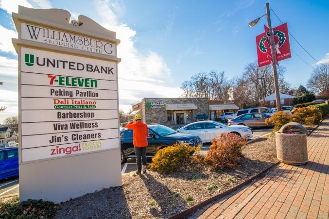Arlington Community of Restaurants and Stores