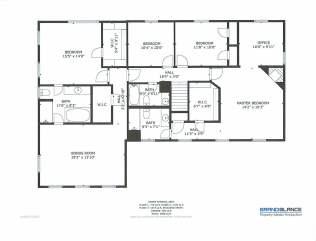 3rd floor floor plan powhatan