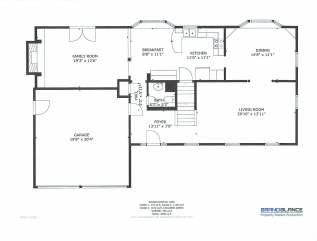 first floor floor plan powhatan