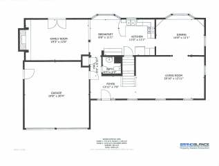 first floor floor plan powhatan