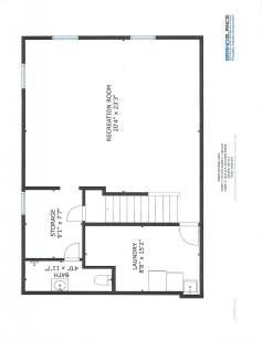 lower level floor plan powhatan
